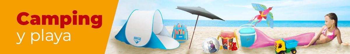 Cámping y playa