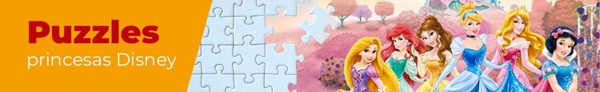 Puzzles princesas Disney