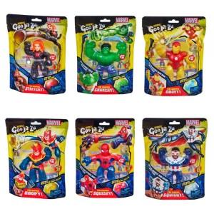 Figura marvel heroes of goo jit zu