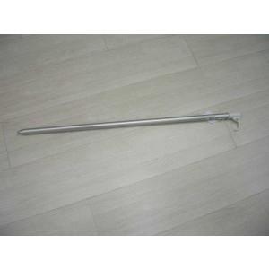 Pincho parasol 25mm aluminio 180cm.