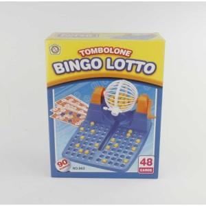 Loteria bingo bombo 48 cartones