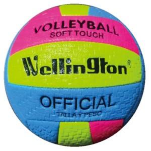 Balon volleyball oficial colores