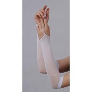 Cubre brazo adulta blanco