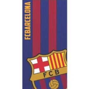 Toalla fc barcelona 70x140 cm.